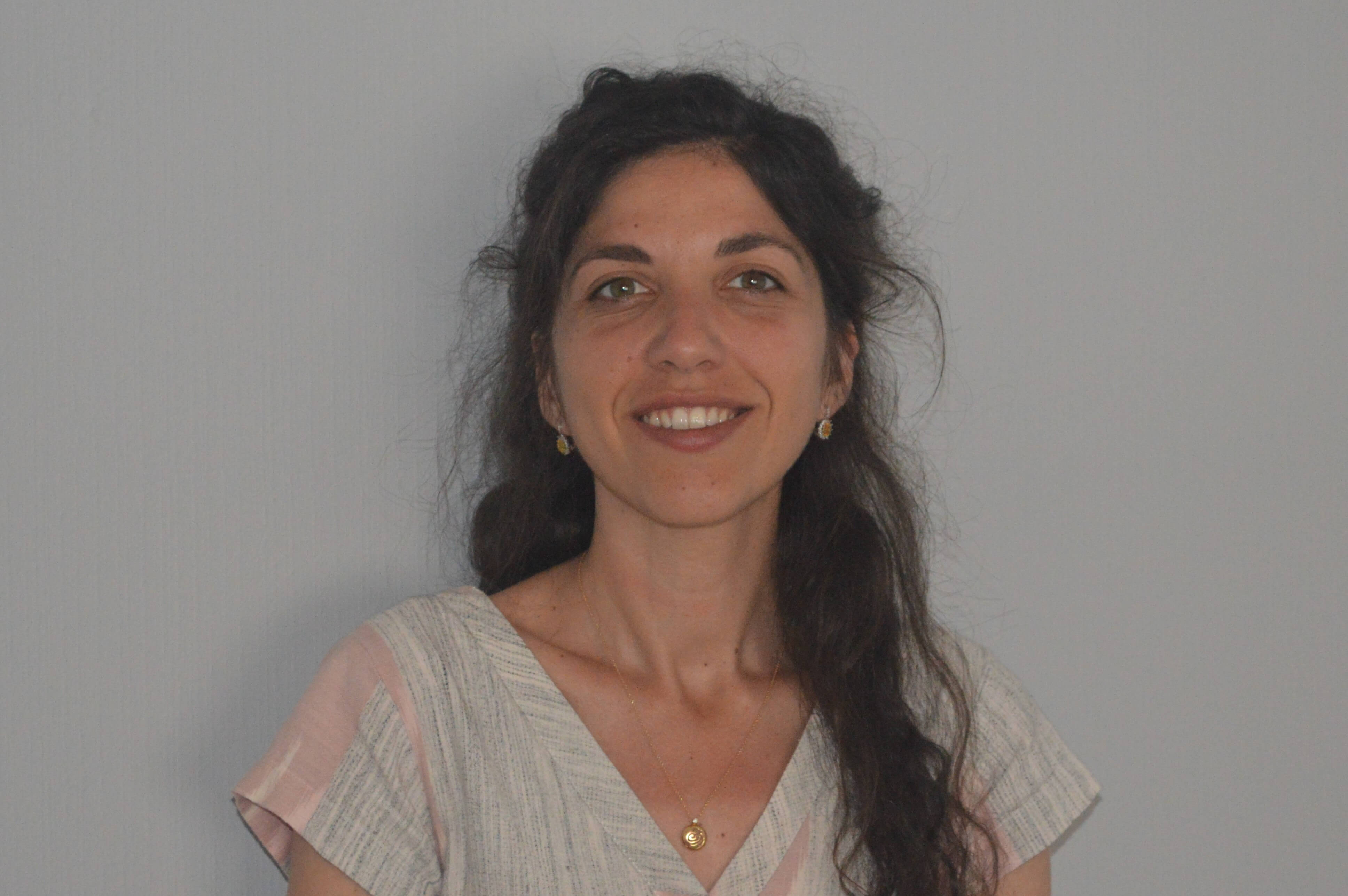 Diletta Guidi, historienne de l'art, politiste